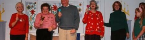Christmas at Community - December 2009
