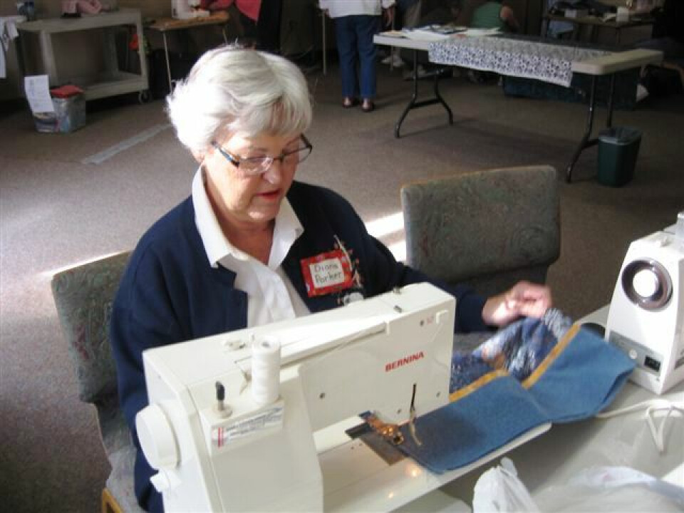 Peacemakers Quilting Group