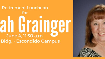 Sarah Grainger Retirement Luncheon