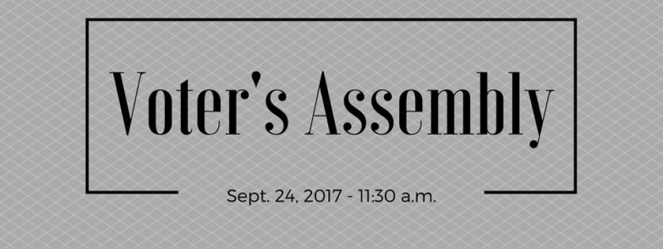 Voter's Assembly