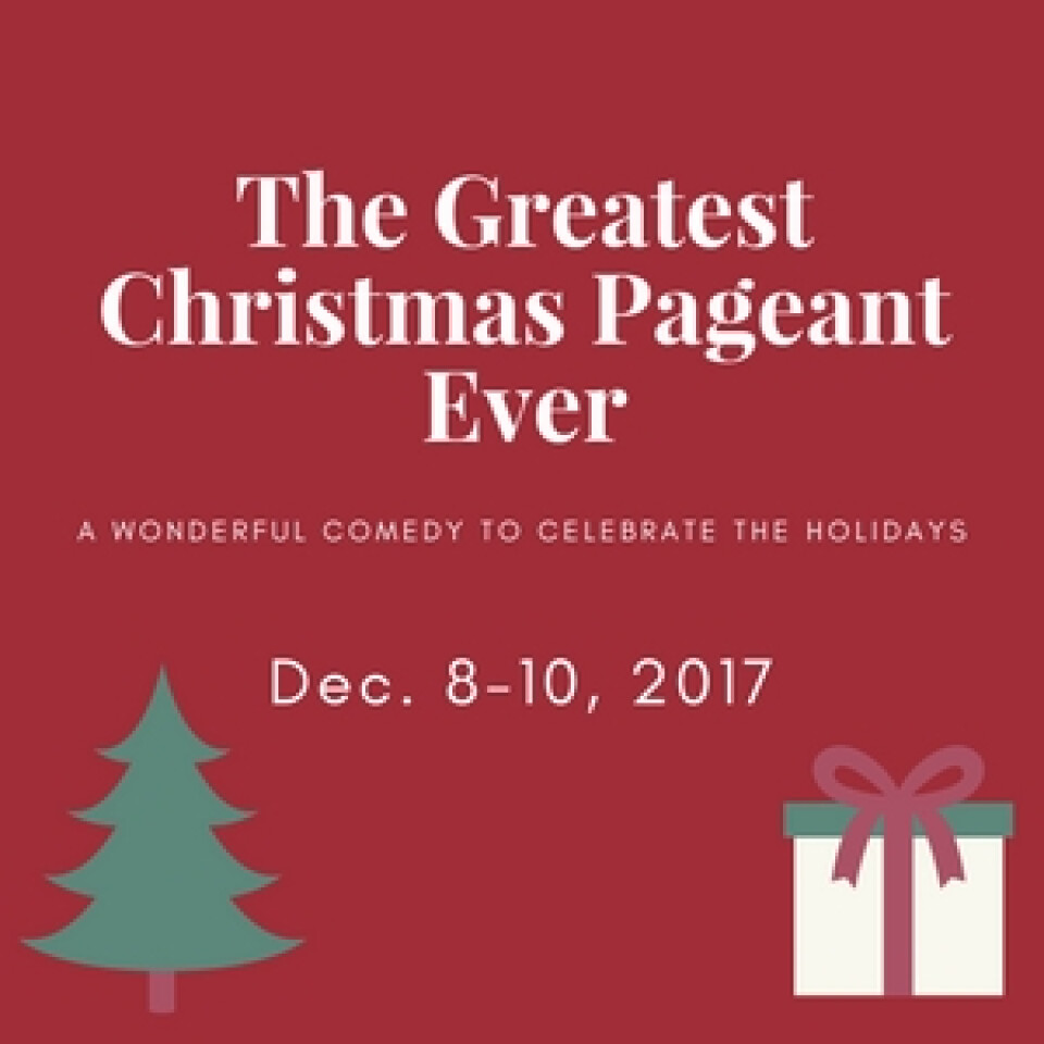 The Greatest Christmas Pageant Ever